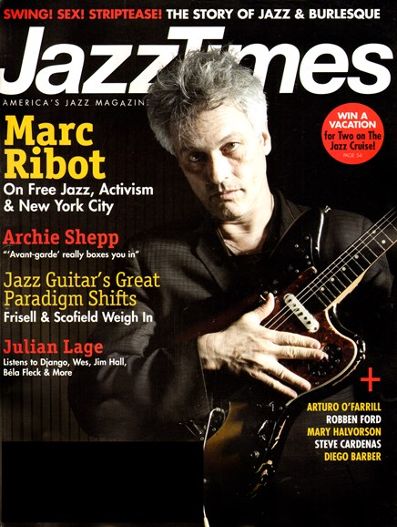 JazzTimes Cover - 8/1/2014