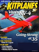 Kit Planes Magazine 8/1/2014