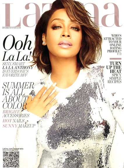 Latina Cover - 8/1/2014