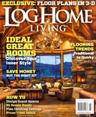 Log Home Living Magazine 8/1/2014