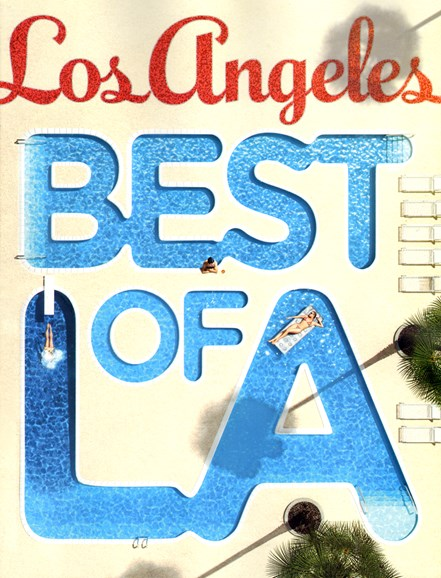 Los Angeles Cover - 8/1/2014