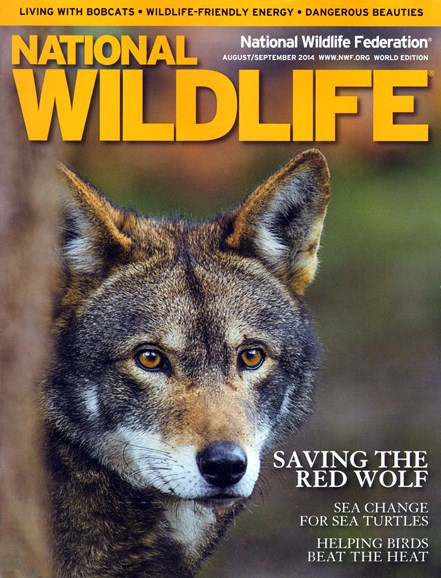 National Wildlife Cover - 8/1/2014