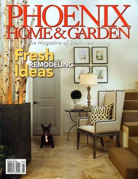 Phoenix Home & Garden Cover - 8/1/2014