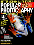 Popular Photography Magazine 8/1/2014