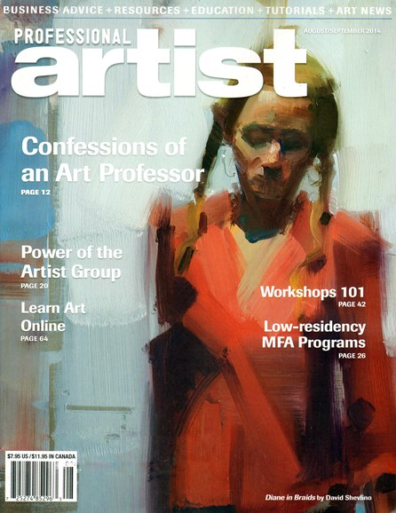 Professional Artist Cover - 8/1/2014