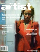 Professional Artist Magazine 8/1/2014