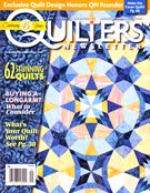 Quilter's Newsletter 8/1/2014
