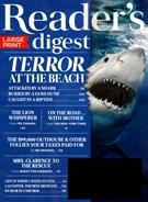 Reader's Digest Large Print 8/1/2014