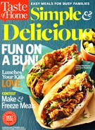 Simple & Delicious Magazine 8/1/2014