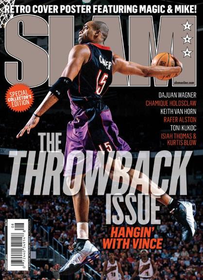 Slam Cover - 8/1/2014