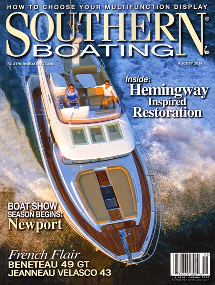 Southern Boating Cover - 8/1/2014