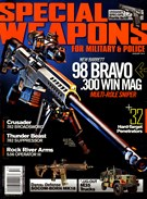 Special Weapons for Military & Police Magazine 8/1/2014