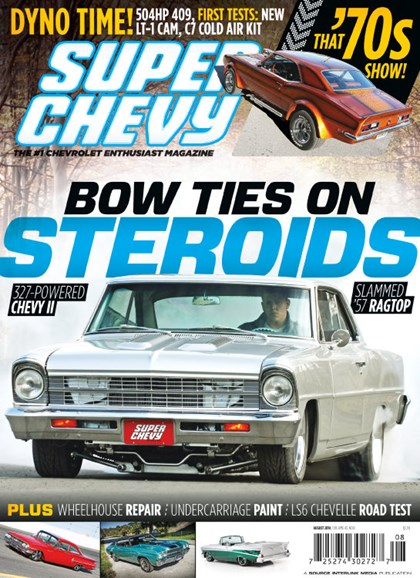 Super Chevy Cover - 8/1/2014