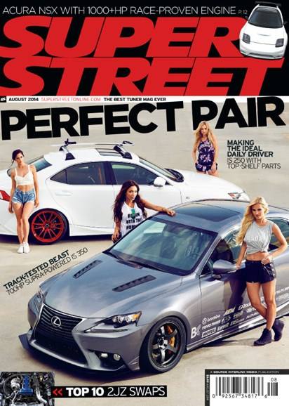 Super Street Cover - 8/1/2014