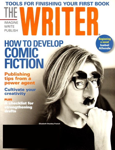 The Writer Cover - 8/1/2014
