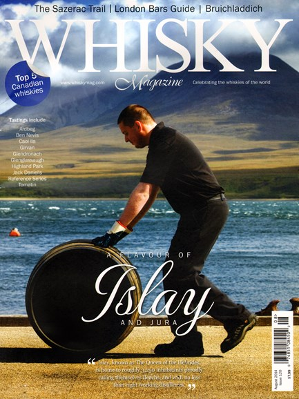 Whisky Cover - 8/1/2014