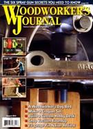 Woodworker's Journal Magazine 8/1/2014