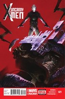 Astonishing X-Men Comic 7/1/2014