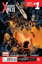 Astonishing X-Men Comic 5/15/2014