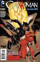Catwoman Comic 9/1/2014