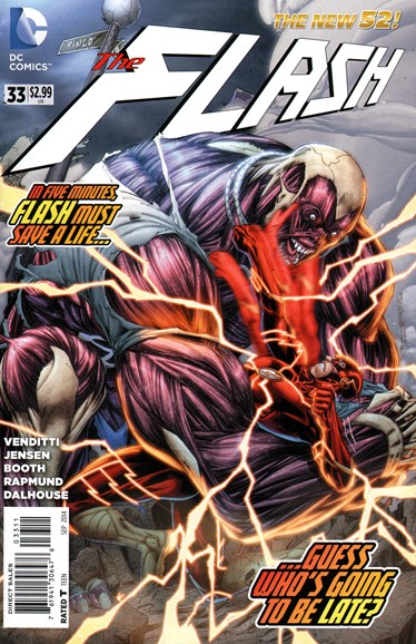 The Flash Cover - 9/1/2014