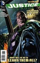 Justice League Comic 9/1/2014