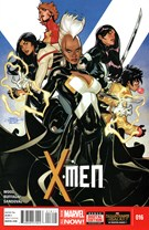 X-Men Comic 9/1/2014