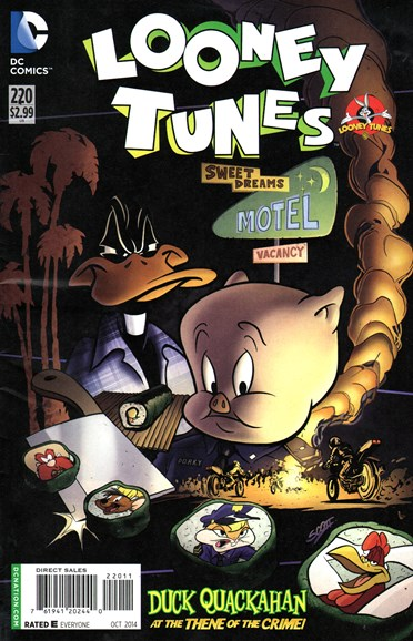 Looney Tunes Cover - 10/1/2014