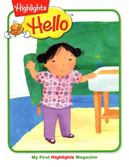 Highlights Hello Cover - 9/1/2014