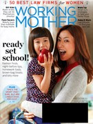 Working Mother Magazine 8/1/2014