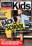 Time Out New York Kids Magazine 8/1/2014
