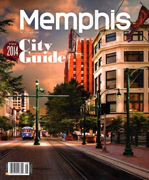 Memphis Cover - 8/1/2014