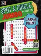 Spot and Circle Jumbo Magazine 11/1/2014