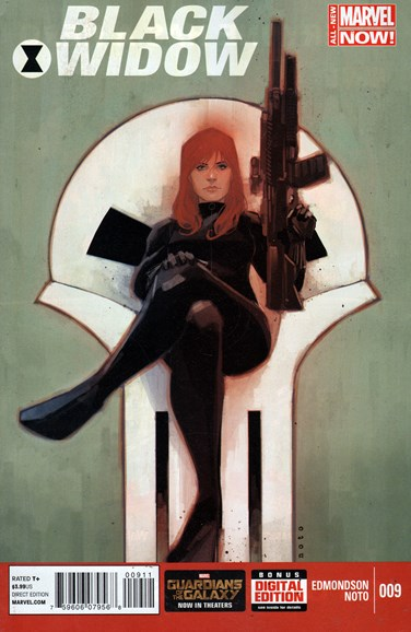 Black Widow Cover - 10/1/2014