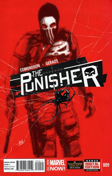 The Punisher Cover - 10/1/2014