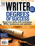 The Writer Magazine 9/1/2014