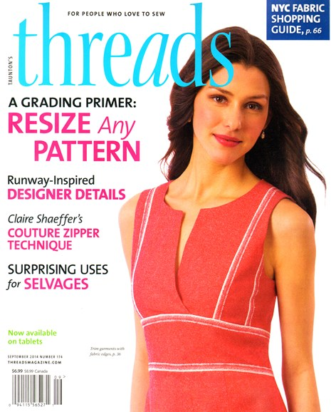 Threads Cover - 9/1/2014