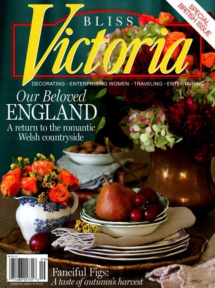 Victoria Cover - 9/1/2014
