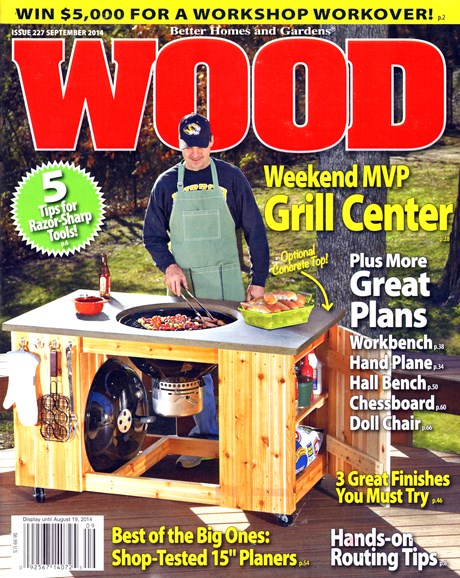 Wood Cover - 9/1/2014