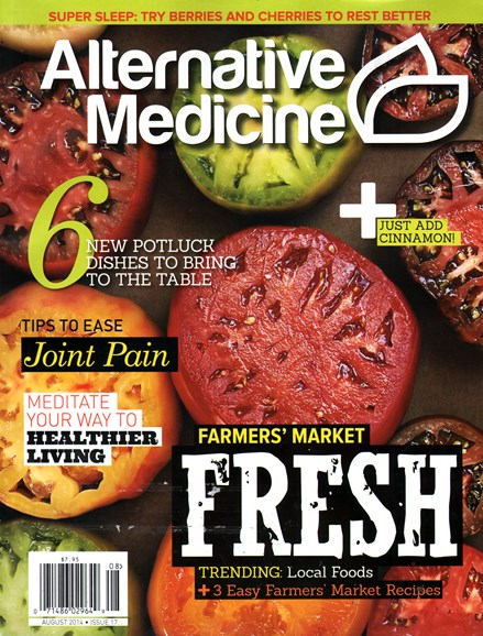 Alternative Medicine Cover - 8/1/2014