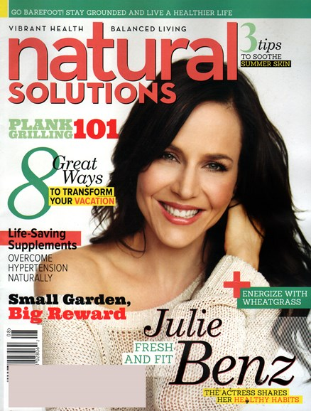 Natural Solutions Cover - 8/1/2014
