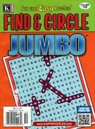 Find and Circle Jumbo Magazine 9/1/2014