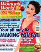 Woman's World Magazine 8/18/2014