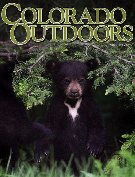 Colorado Outdoors Cover - 7/1/2014
