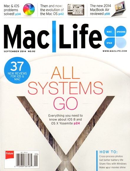 Mac | Life Cover - 9/1/2014