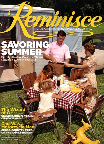 Reminisce Cover - 8/1/2014