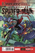 Superior Spider Man Comic 10/1/2014