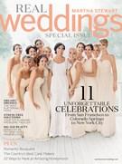 Martha Stewart Weddings 4/1/2014