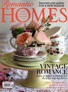 Romantic Homes Magazine 9/1/2014
