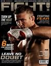 Fight Magazine | 8/1/2014 Cover